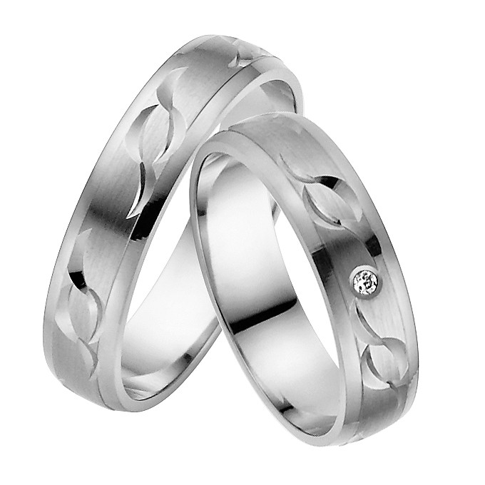 Ringpaar Anteias Love