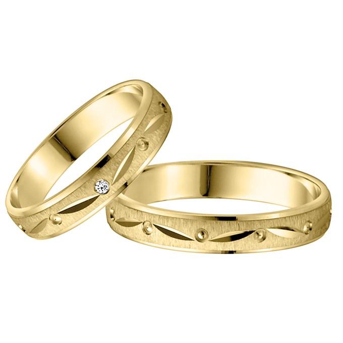Ringpaar Aphrodites Bliss