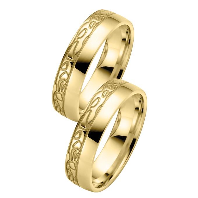 Ringpaar Artemis Love