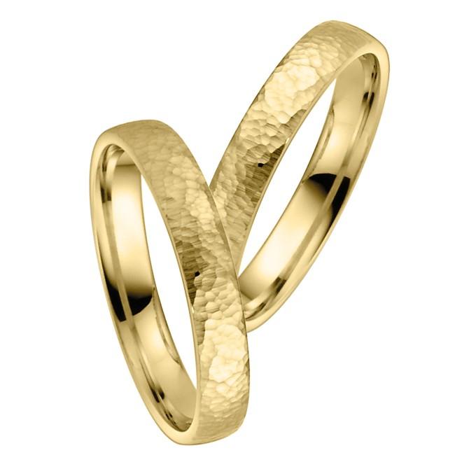 Ringpaar Auroras Love