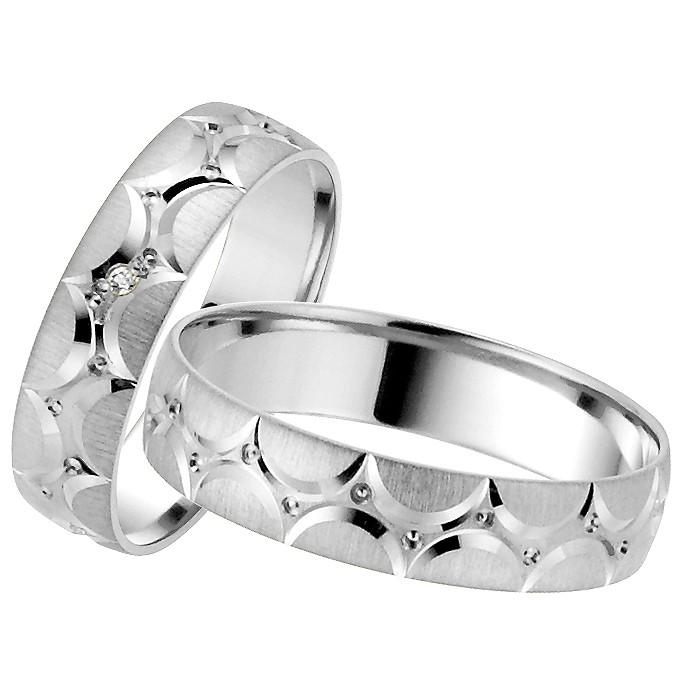 Ringpaar Belisamas Brightness