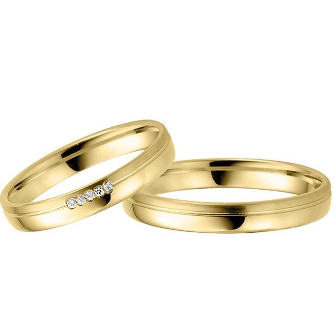 Ringpaar Bonnas Beauty