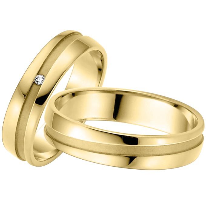 Ringpaar Bonnas Delight