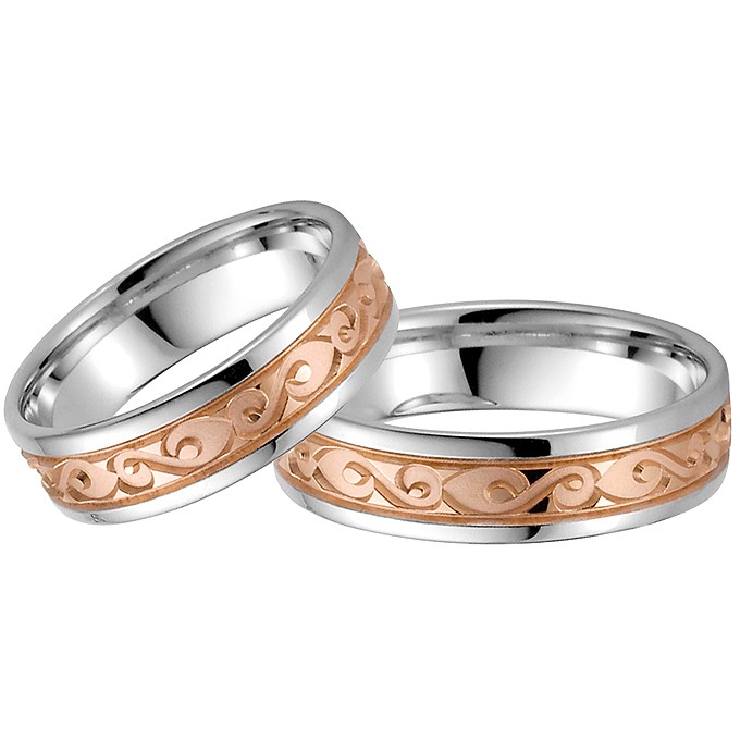 Ringpaar Bonnas Destiny
