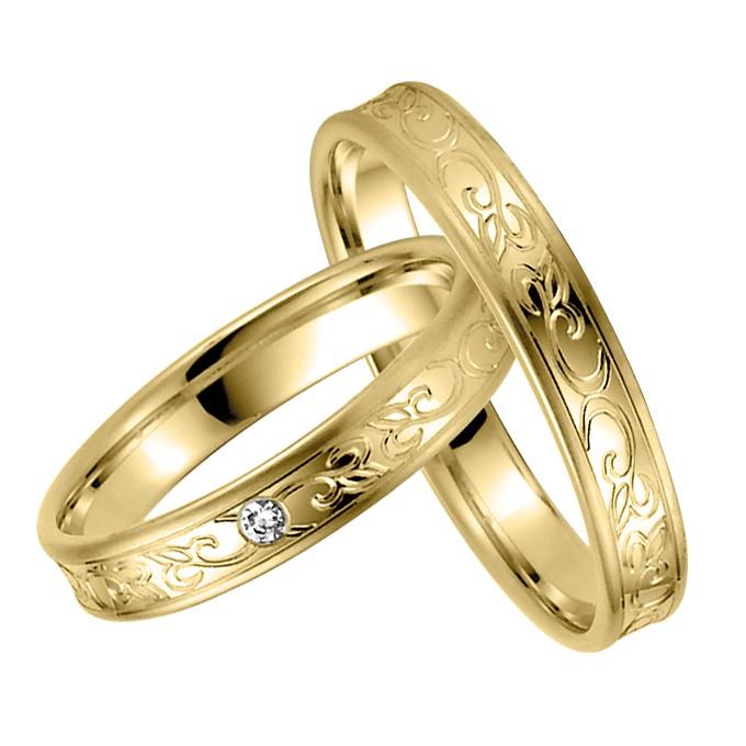 Ringpaar Bonnas Lily