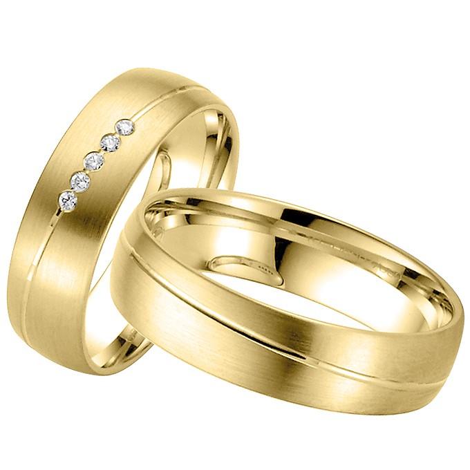 Ringpaar Diones Delight