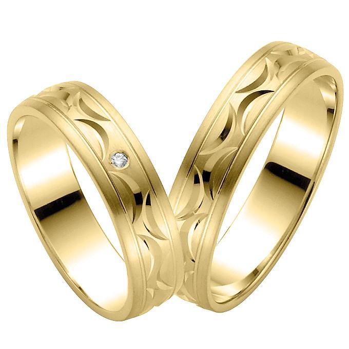 Ringpaar Diones Destiny