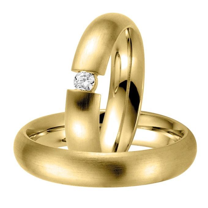 Ringpaar Diones Faith
