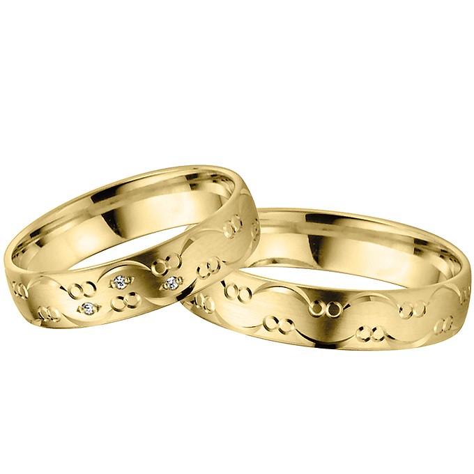 Ringpaar Diones Joy