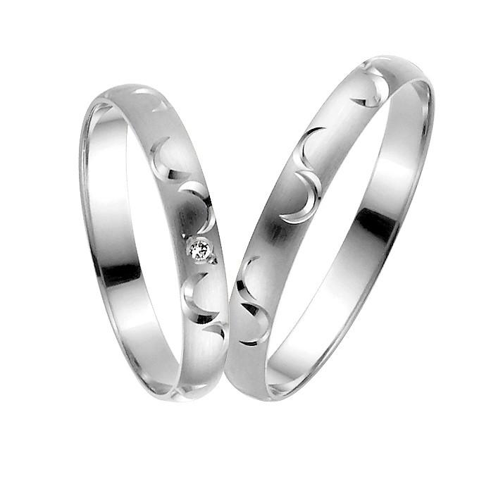 Ringpaar Diones Passion