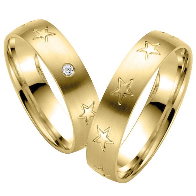 Ringpaar Diones Star