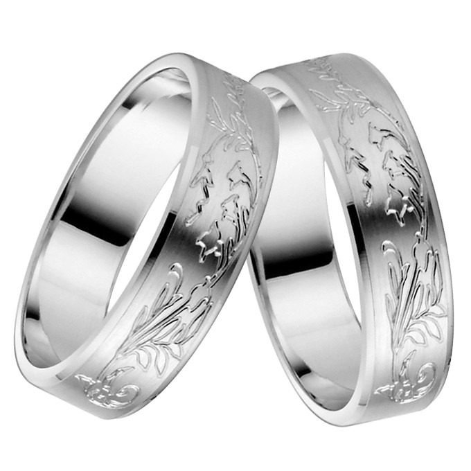 Ringpaar Eirenes Promise