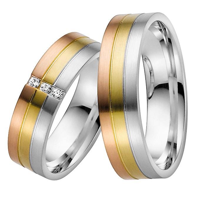 Ringpaar Feronias Rainbow