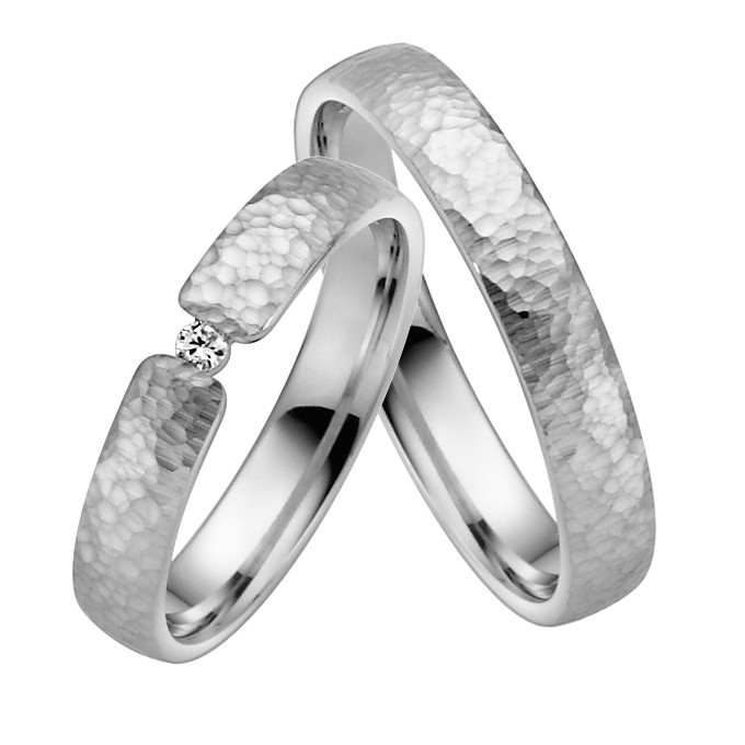 Ringpaar Fortunas Clarity