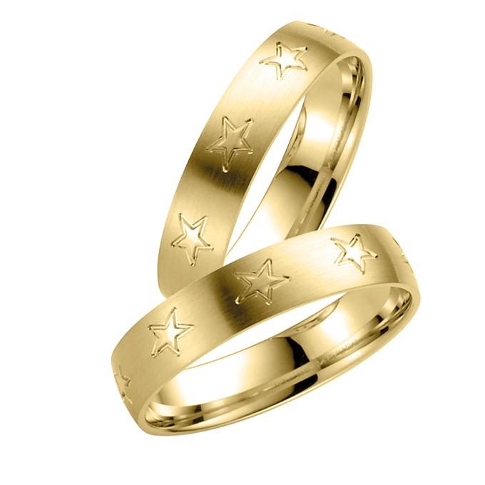 Ringpaar Fortunas Star