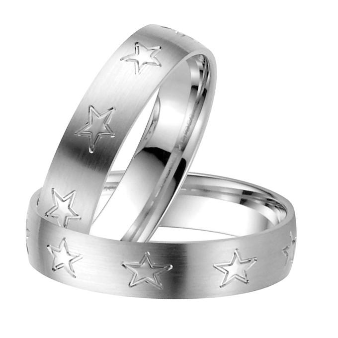 Ringpaar Fortunas Starshine