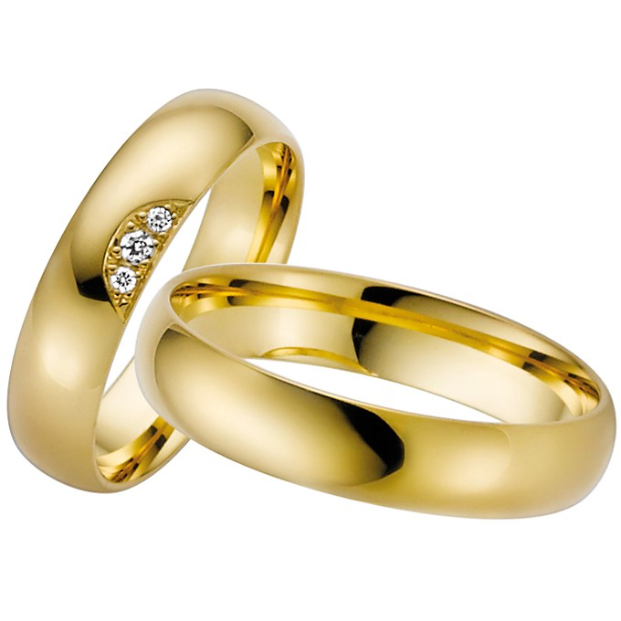 Ringpaar Heras Destiny