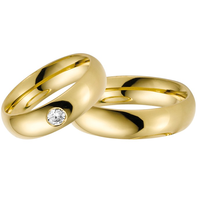 Ringpaar Heras Faith