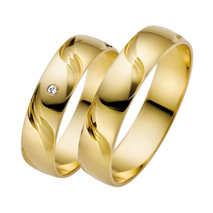 Ringpaar Heras Hope