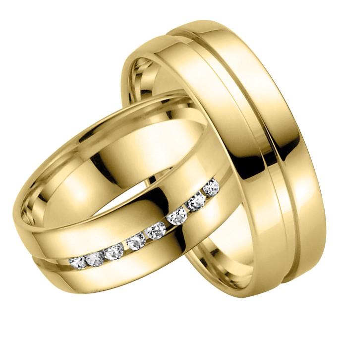 Ringpaar Heras Joy