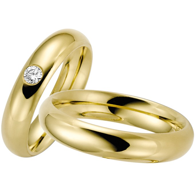 Ringpaar Heras Passion