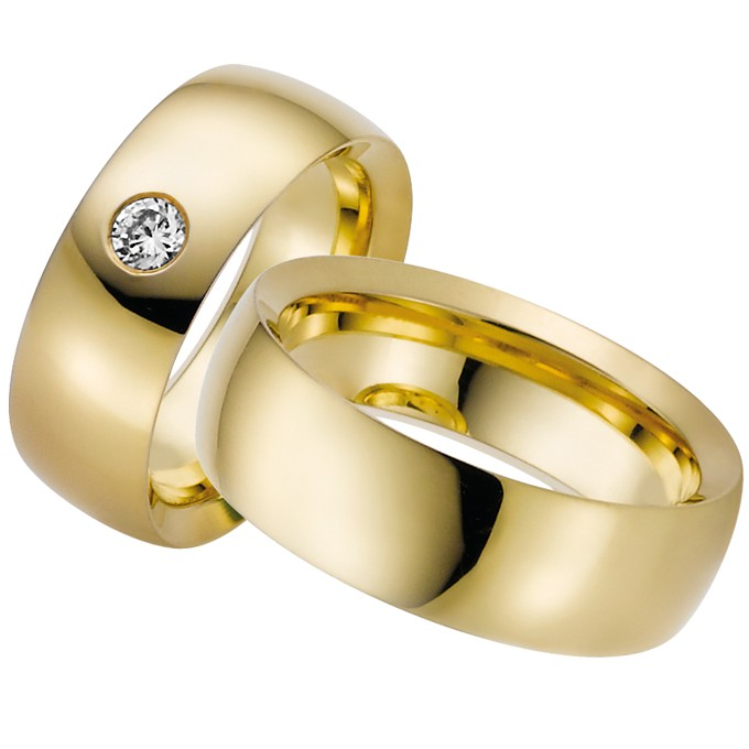 Ringpaar Heras Promise