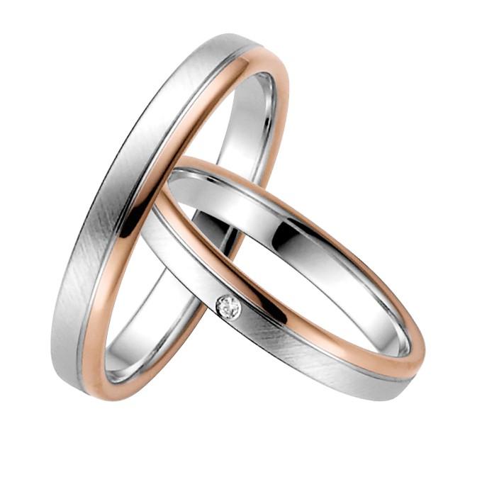 Ringpaar Idunas Passion