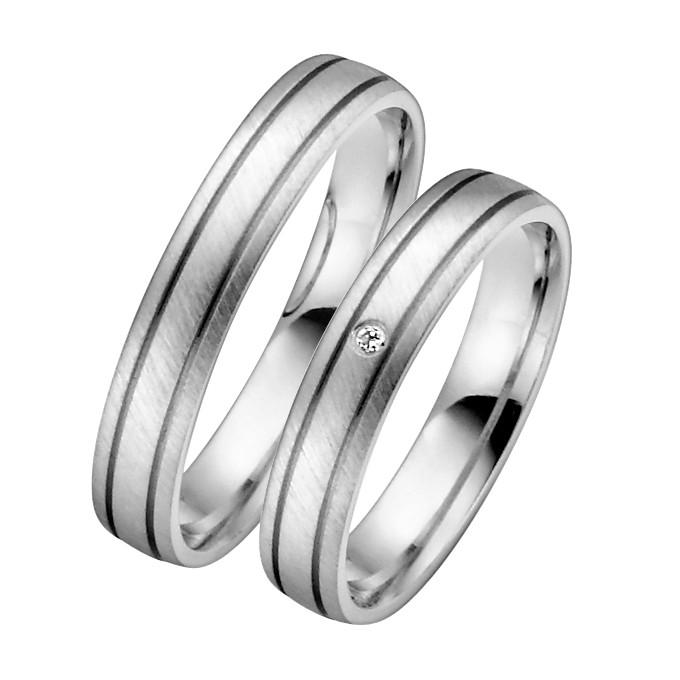 Ringpaar Junos Blossom