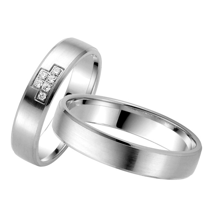 Ringpaar Junos Faith