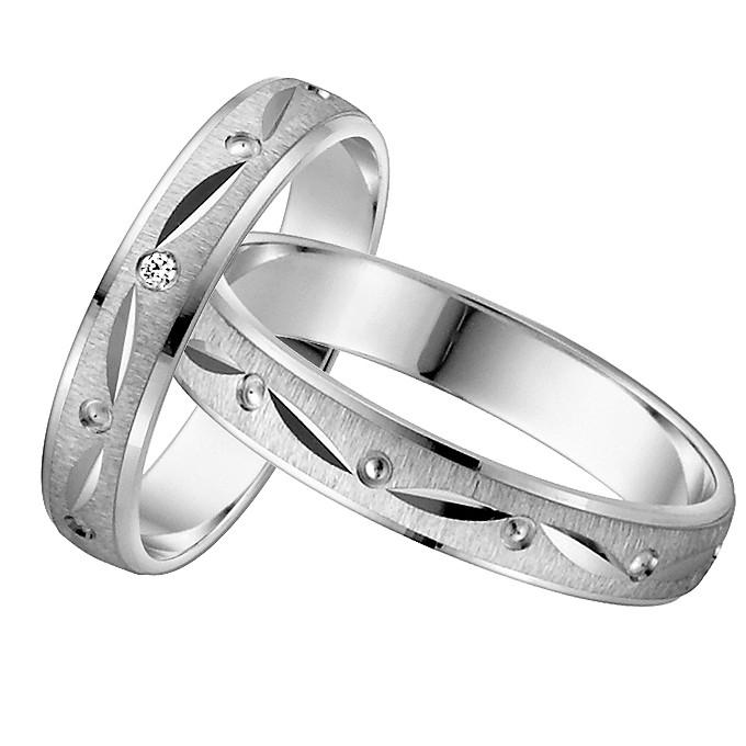 Ringpaar Junos Spakle