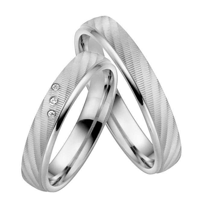 Ringpaar Junos Wish