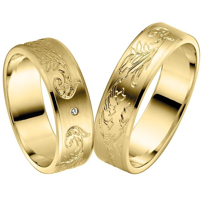 Ringpaar Larentias Ivy