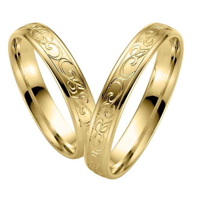 Ringpaar Larentias Lily