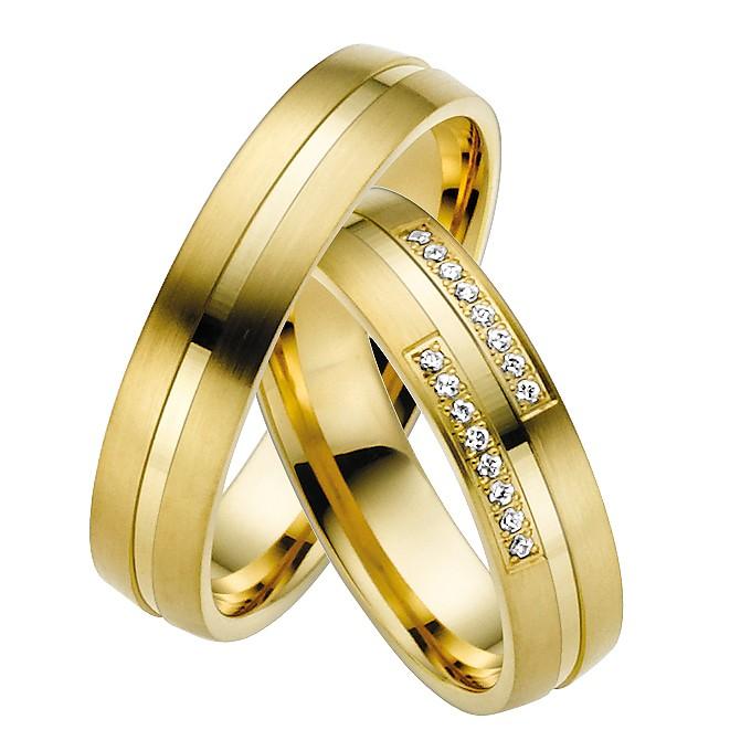 Ringpaar Larentias Love