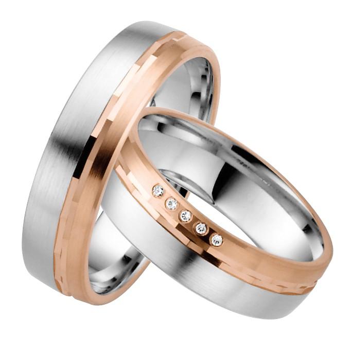 Ringpaar Lucinas Glamour