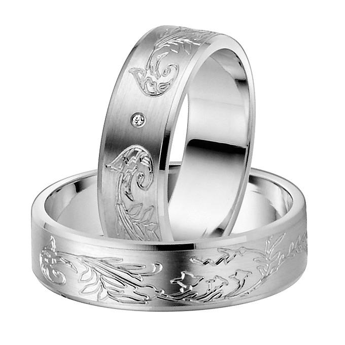 Ringpaar Lucinas Ivy