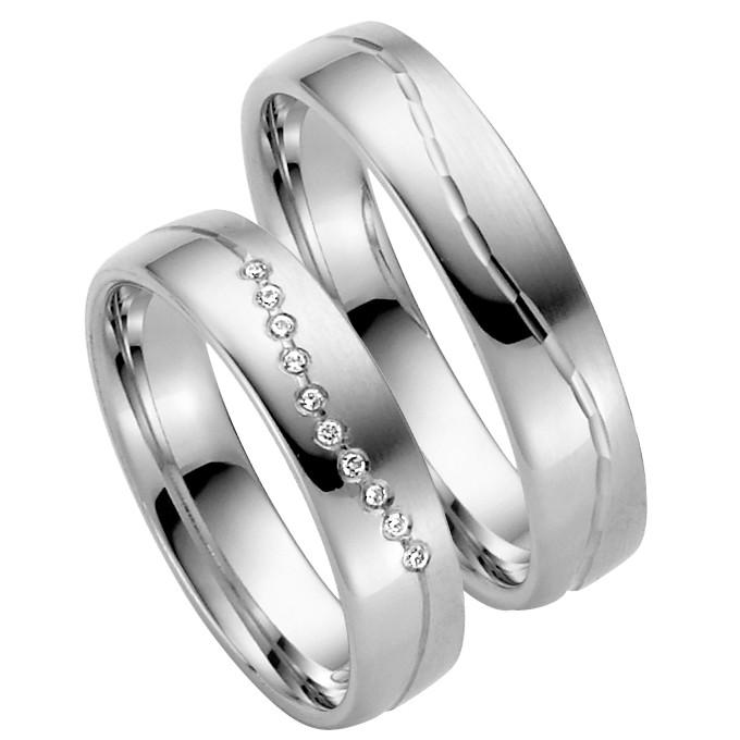 Ringpaar Lucinas Sparkle