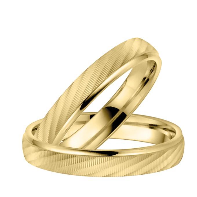 Ringpaar Lunas Love