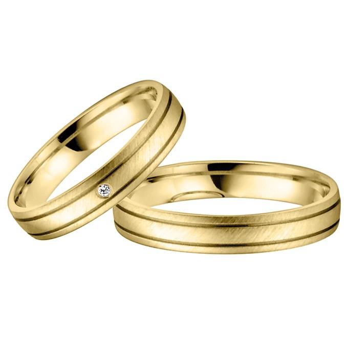 Ringpaar Mayas Love