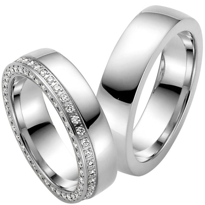 Ringpaar Perennas Sparkle