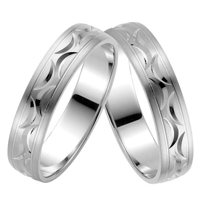 Ringpaar Selenes Blossom