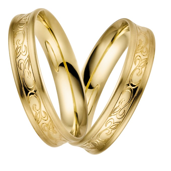 Ringpaar Selenes Love