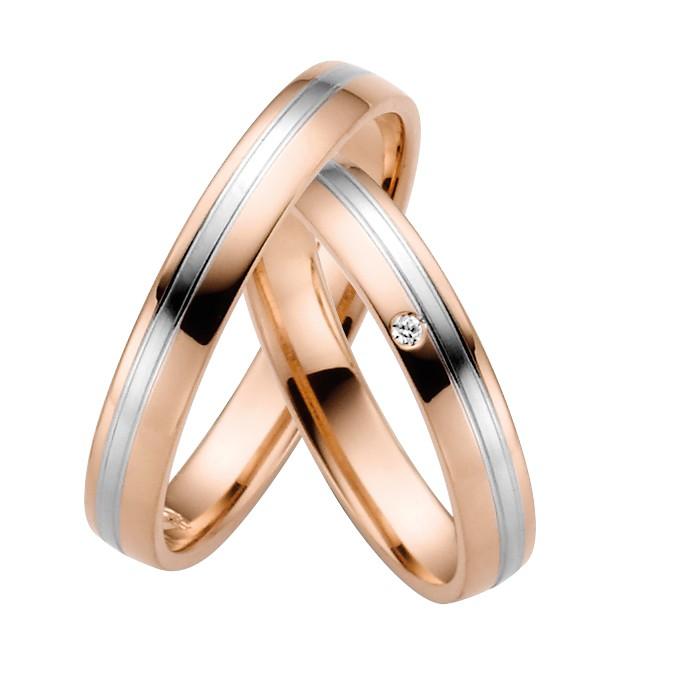 Ringpaar Terras Love