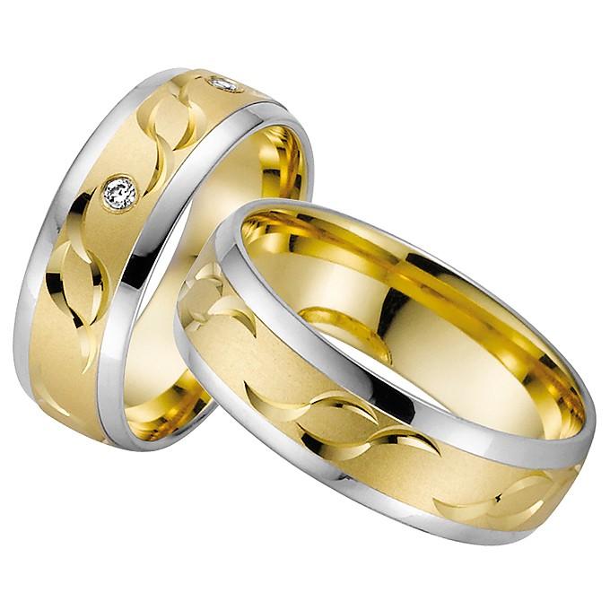 Ringpaar Venus Dream