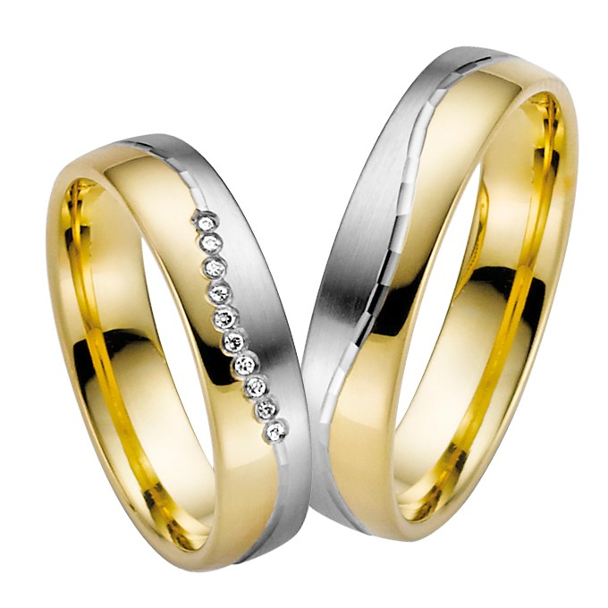 Ringpaar Venus Promise
